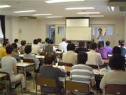 防災講座の写真